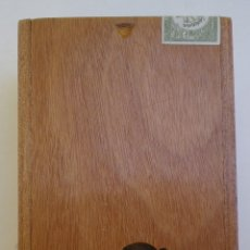 Cajas de Puros: CAJA DE PUROS VACIA, COHIBA, SIGLO V, 25. Lote 180116438