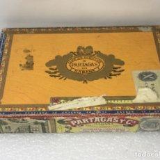 Cajas de Puros: CAJA DE PUROS. Lote 180439300