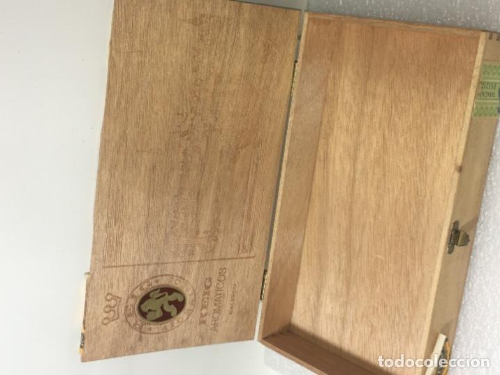 Cajas de Puros: Caja tabaco puros - Foto 3 - 180439395