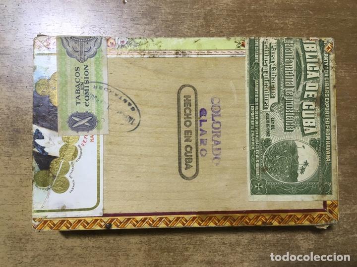 Cajas de Puros: CAJA PUROS FONSECA - 25 DELICIAS - HABANA - Foto 3 - 181129773
