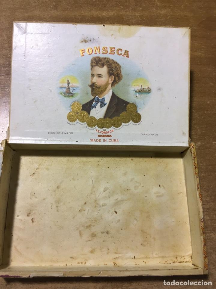 Cajas de Puros: CAJA PUROS FONSECA - 25 DELICIAS - HABANA - Foto 5 - 181129773