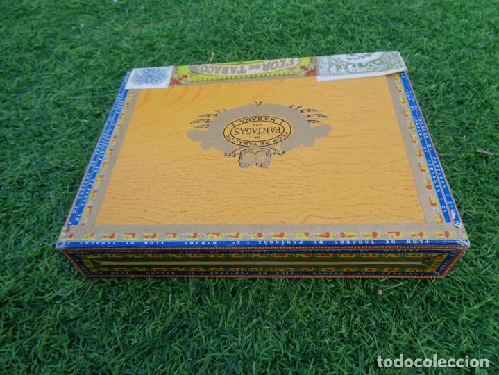 Cajas de Puros: Caja de puros Partagas 25 super partagas habana cuba con 13 puros - Foto 5 - 181189216