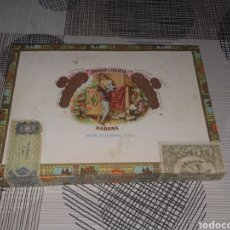 Cajas de Puros: CAJA DE PUROS ROMEO Y JULIETA PRECINTADA. Lote 181208058