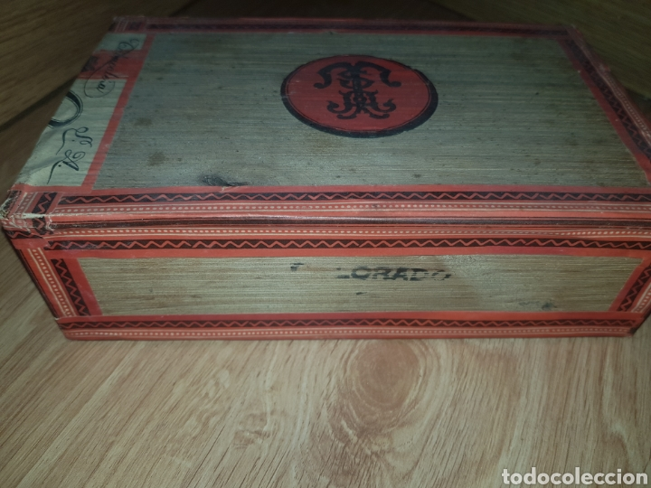Cajas de Puros: Puros antiguos farias caja precintada - Foto 3 - 181348778