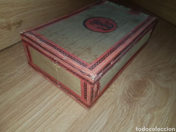 Cajas de Puros: Puros antiguos farias caja precintada - Foto 5 - 181348778