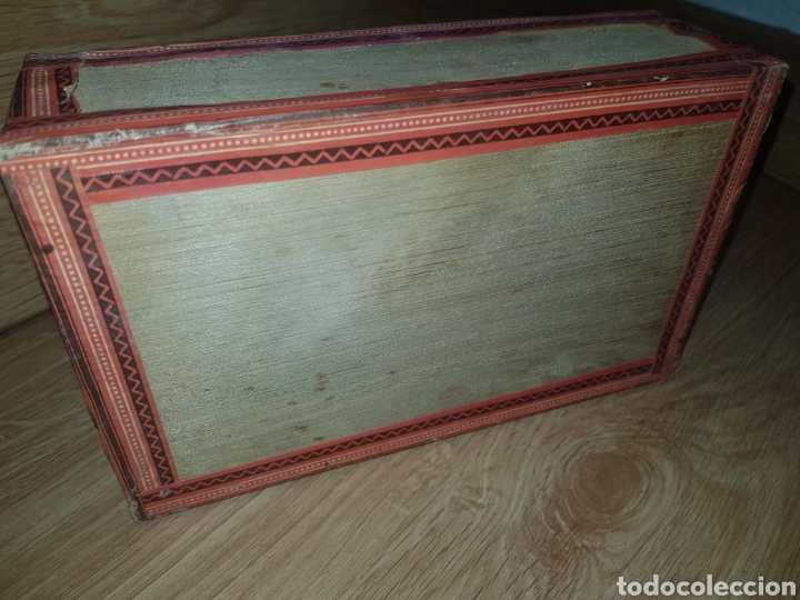 Cajas de Puros: Puros antiguos farias caja precintada - Foto 6 - 181348778