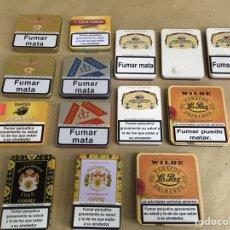 Cajas de Puros: LOTE CAJAS DE PUROS. Lote 181967163