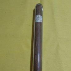 Cajas de Puros: ANTIGUO PURO CAPOTE REP. DOMINICANA GRANDE 19CM. Lote 182269218