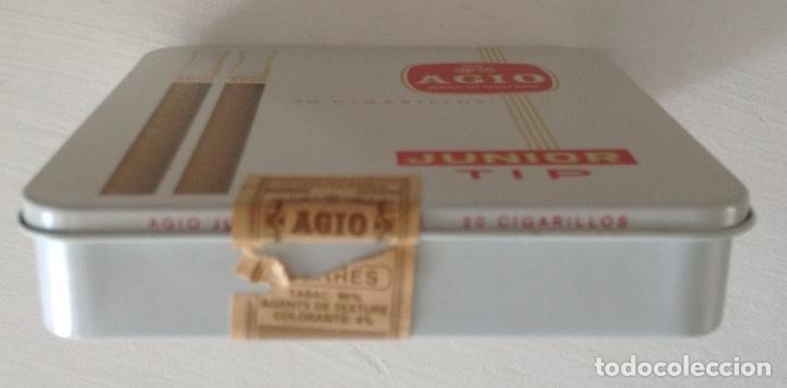 Cajas de Puros: CAJA COMPLETA CIGARRILLOS PUROS MARCA AGIO JUNIOR TRIP - Foto 3 - 182326211
