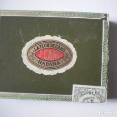 Cajas de Puros: CAJA DE PUROS VACIA. Lote 182357532