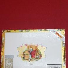 Cajas de Puros: MAGNIFICA CAJA DE PUROS HABANOS ROMEO Y JULIETA CHURCHILL (CERRADA Y CON LOS PRECINTOS). Lote 194947706