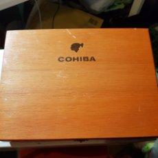 Cajas de Puros: CAJA DE PUROS COHIBA ESPLÉNDIDOS. Lote 182895770
