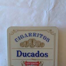 Cajas de Puros: CAJA DE PURITOS DUCADOS. Lote 182944156