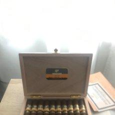 Cajas de Puros: COHIBA MADURO 5 GENIOS. CAJA DE (10) . Lote 183170568