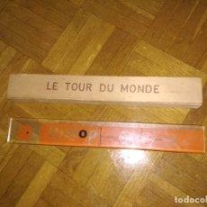 Cajas de Puros: CIGARRO LE TOUR DU MONDE. Lote 183172867