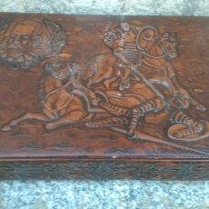 Cajas de Puros: CAJA ANTIGUA DE PUROS.. Lote 183176003