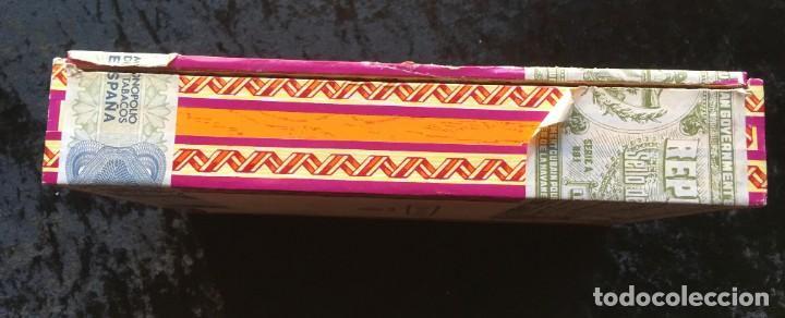 Cajas de Puros: CAJA CON 15 DELICIAS - HABANOS FONSECA - HABANA - PUROS - Foto 3 - 183521271