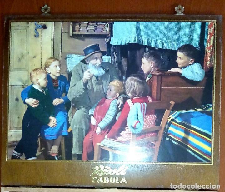 Cajas de Puros: Caja de puros de madera con ilustraciones - Foto 2 - 183666912