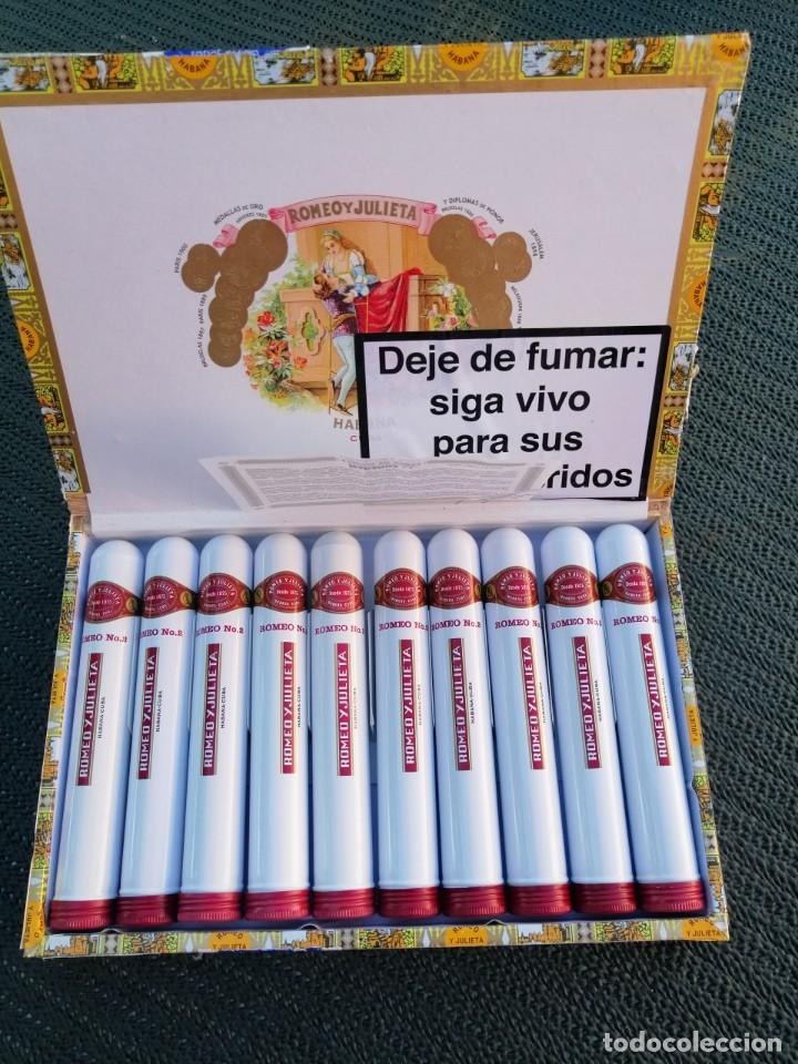 CAJAS VACÍAS DE PUROS CUBANOS (Coleccionismo - Objetos para Fumar - Cajas de Puros)