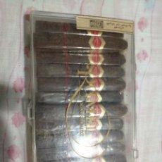 Cajas de Puros: CAJA DE PUROS RUMEL 15 PUROS MUY RARA. Lote 187439347