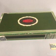 Cajas de Puros: ANTIGUA CAJA DE PUROS. Lote 189599805