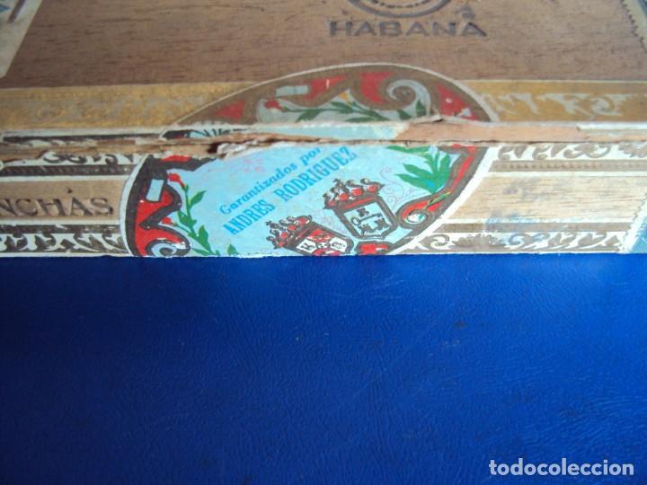 Cajas de Puros: (TA-200103)CAJA FABRICA DE TABACOS LA DULZURA DE ANDRES RODRIGUEZ - PINAR DEL RIO - HABANA - Foto 3 - 190709632
