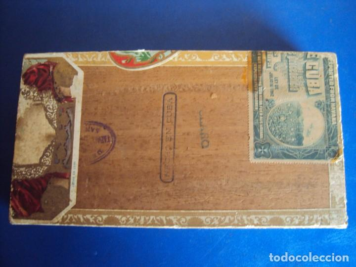 Cajas de Puros: (TA-200103)CAJA FABRICA DE TABACOS LA DULZURA DE ANDRES RODRIGUEZ - PINAR DEL RIO - HABANA - Foto 6 - 190709632