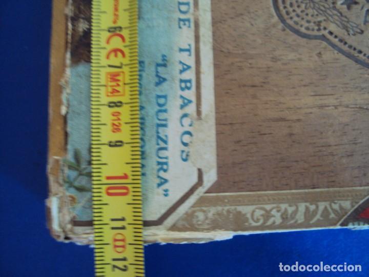 Cajas de Puros: (TA-200103)CAJA FABRICA DE TABACOS LA DULZURA DE ANDRES RODRIGUEZ - PINAR DEL RIO - HABANA - Foto 9 - 190709632