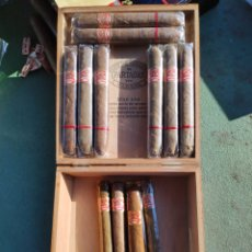 Cajas de Puros: LOTE PUROS VINTAGE HABANOS PARTAGAS. Lote 190896128