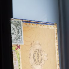 Cajas de Puros: CAJA PUROS PARTAGAS. Lote 191119443