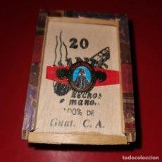 Cajas de Puros: CAJA GRAN JAGUAR MADE IN GUATEMALA. Lote 191137221