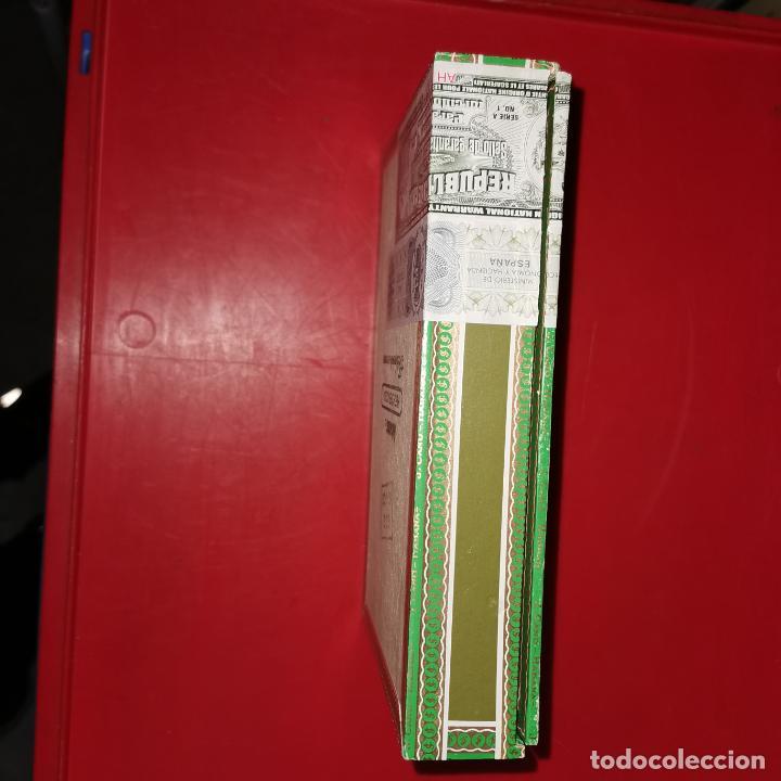 Cajas de Puros: caja de Puros vacia Habanos La Flor de Cano - Foto 2 - 191137478