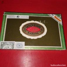 Cajas de Puros: CAJA DE PUROS VACIA HABANOS LA FLOR DE CANO. Lote 191137478