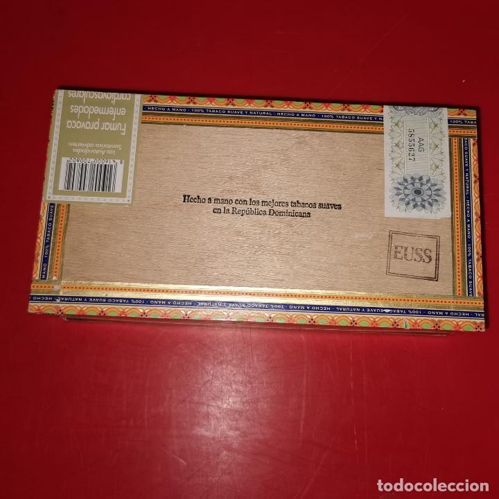 Cajas de Puros: caja de puros VACIA vega fina - república dominicana - Foto 3 - 191137753