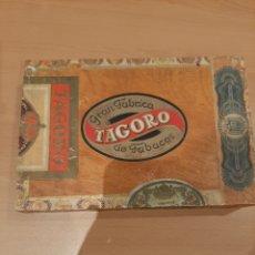 Cajas de Puros: CAJA DE PUROS SIN ABRIR TAGORO. Lote 191633636