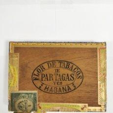Cajas de Puros: CAJA DE PUROS PARTAGAS. Lote 192223240