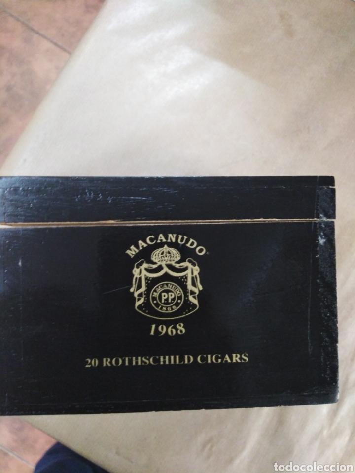 Cajas de Puros: Caja de puros macanudo - Foto 3 - 192320815