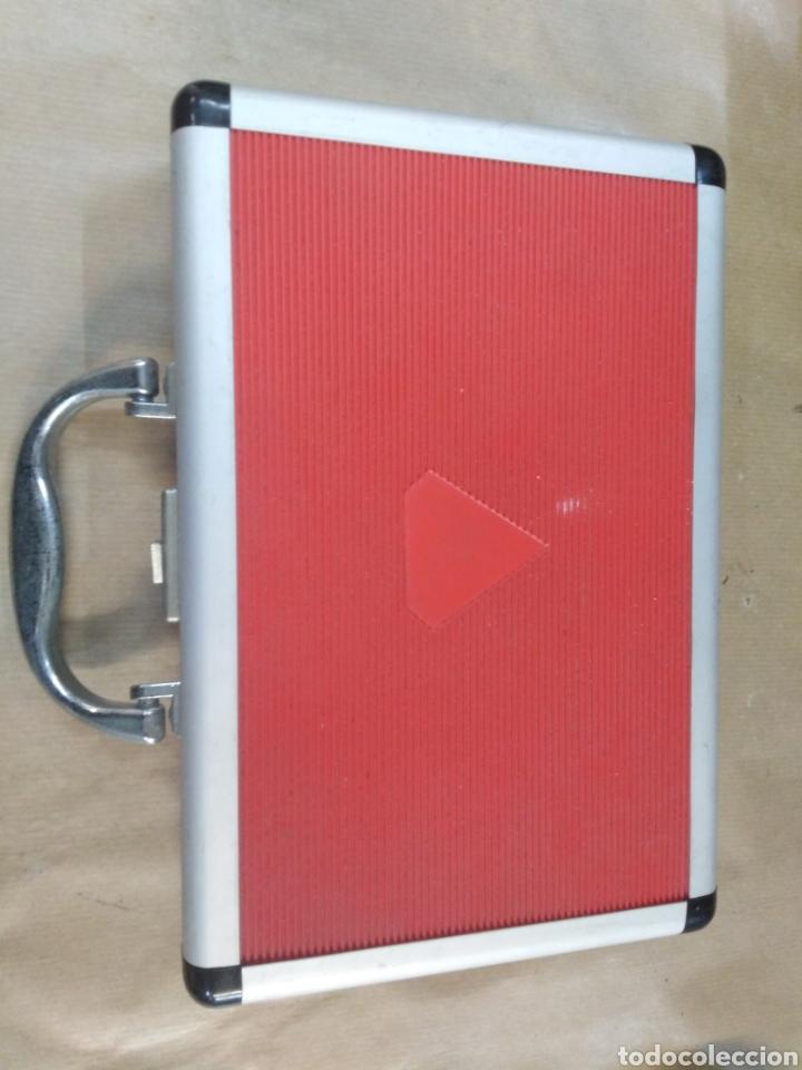 Cajas de Puros: Caja maletin de puros Montecristo, contiene humificador - Foto 2 - 192321690