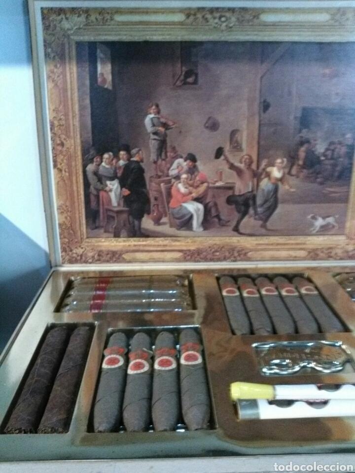 Cajas de Puros: 25 alte HANDELSGOLD Andrés Antik Zigarren DM - Foto 2 - 193223018