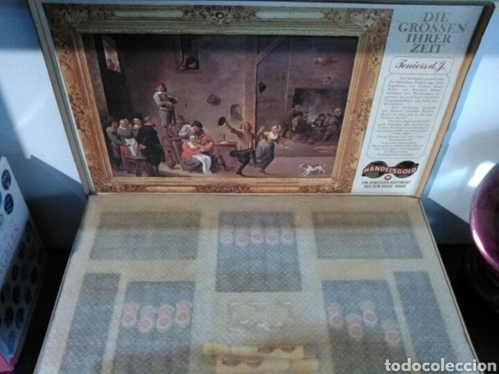 Cajas de Puros: 25 alte HANDELSGOLD Andrés Antik Zigarren DM - Foto 11 - 193223018