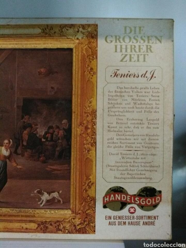 Cajas de Puros: 25 alte HANDELSGOLD Andrés Antik Zigarren DM - Foto 13 - 193223018