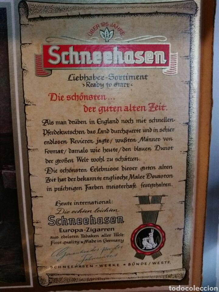Cajas de Puros: SCHNEENASEN EUROPA ZIGARREN. FRIST QUALITY*MADE IN GERMANY. - Foto 5 - 193226253