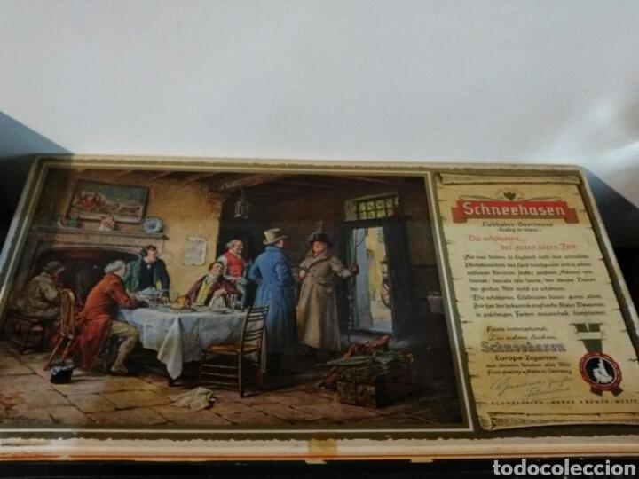 Cajas de Puros: SCHNEENASEN EUROPA ZIGARREN. FRIST QUALITY*MADE IN GERMANY. - Foto 12 - 193226253