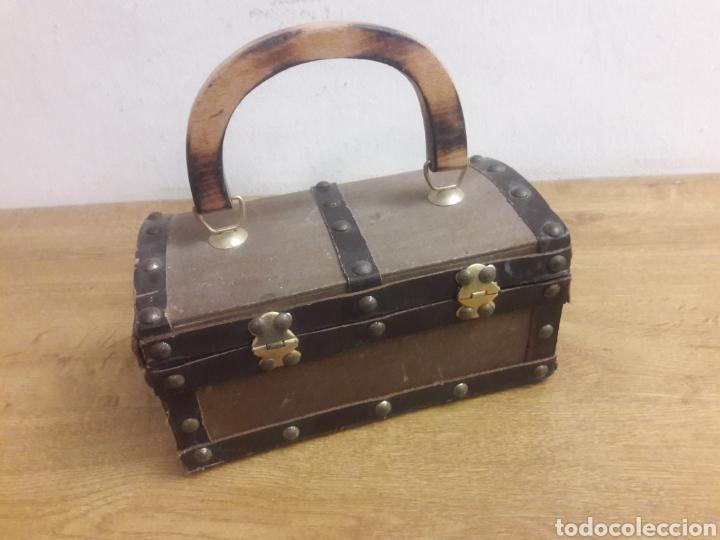Cajas de Puros: cofre con puros y tabaco - Foto 3 - 193861655
