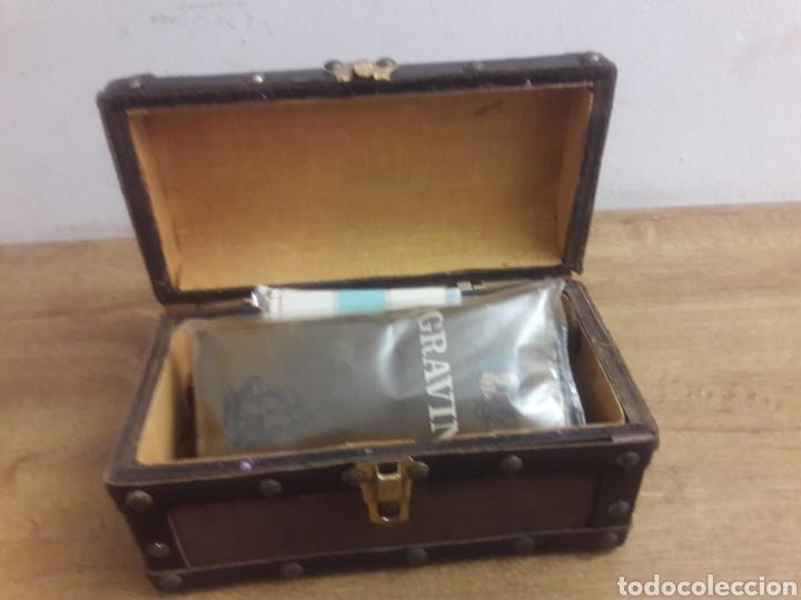 Cajas de Puros: cofre con puros y tabaco - Foto 4 - 193861655