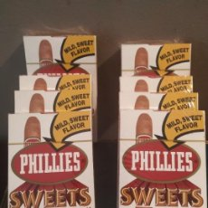 Cajas de Puros: PHILLIES SWEET CIGARS - DIFICIL.. Lote 194154632