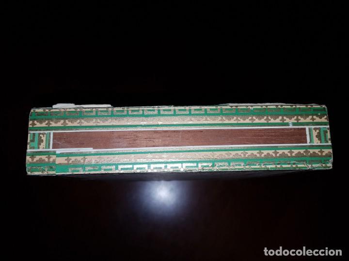 Cajas de Puros: Caja de puros vacía - La Cadenita - Habana - Cuba - Foto 10 - 194198547