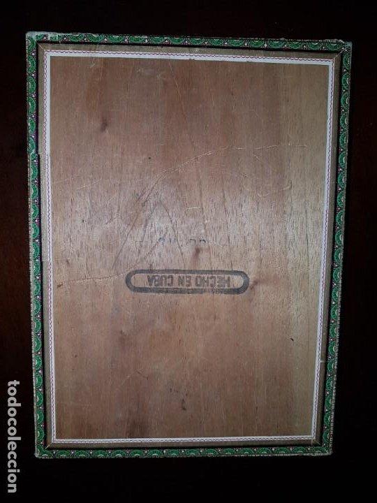 Cajas de Puros: Caja de puros vacía - Gispert - Pinar del Rio - Habana - Foto 9 - 194199085
