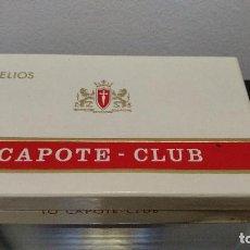 Cajas de Puros: CAJA PURITOS CAPOTE. Lote 194246533