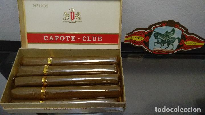 Cajas de Puros: Caja puritos Capote - Foto 2 - 194246533